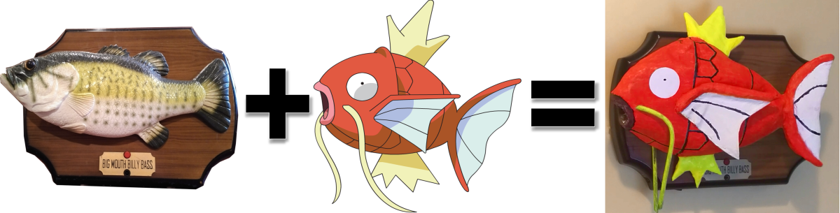 The Talking Magikarp